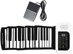 Pianos y teclados Mano laminados 61 Teclas 88 Teclas del ...