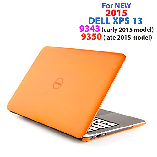 Orange iPearl mCover Hard Shell Case for 13.3