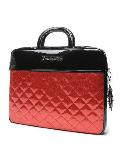 Lux De Ville Atomic Work Bag - All Colors (Black and Red Sparkle)