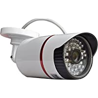 BlueFishCam 2.0MP AHD CCTV Camera 1080P Day/Night Vision CMOS Chips With IR-CUT Wide Angle Security Surveillance 3.6mm Lens Waterproof IP66 48 Infrared LEDs