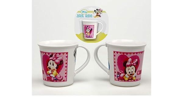 Kiokids 8895 - Oferta Taza microondas 28cl Minnie Disney rosa para ...