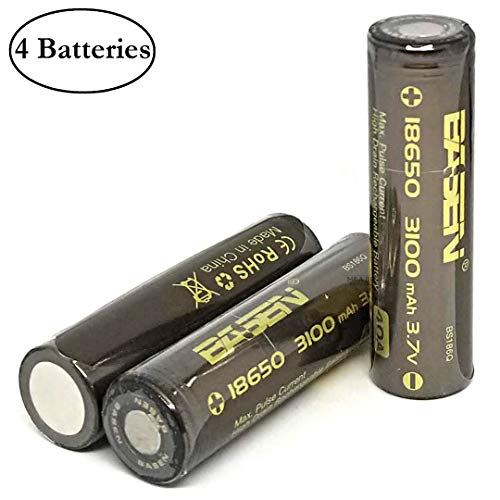 M&A BD 4 Pack 3100mAh 32A with B...