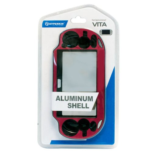 Hyperkin Aluminum Case PS Vita Red