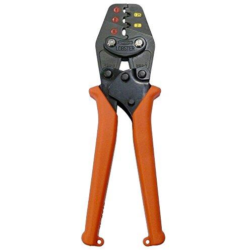 ロブテックス(エビ) マルチミニ圧着工具 AKM1