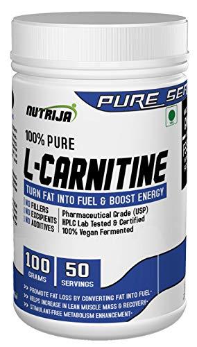 Nutrija L Carnitine 100Gram