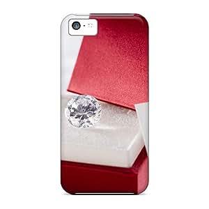 Awesome BsKkkaT933URfra JmBll Defender Tpu Hard Case Cover For Iphone 5c- Diamond Ring
