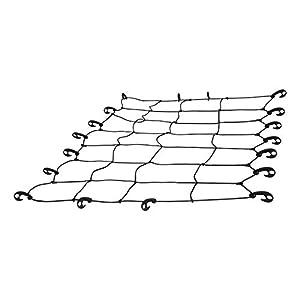 CURT 18201 65-Inch x 38-Inch Elastic Cargo Net with Hooks