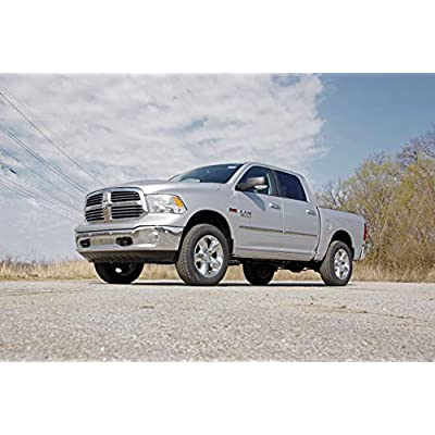 """Rough Country 363 Leveling Kit 2.5""""   (fits) 2012-2020 Ram Truck 1500 4WD   Suspension System  : Rough Country: Automotive"""