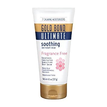 gold bond ultimate skin therapy cream