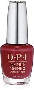 OPI Infinite Shine Nail Polish, Berry on Forever, 0.5 fl. oz.
