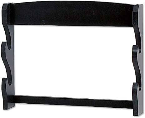 Two Tiers Holder Display Stand Rack for Cartoon and Show Sword Magic Collection