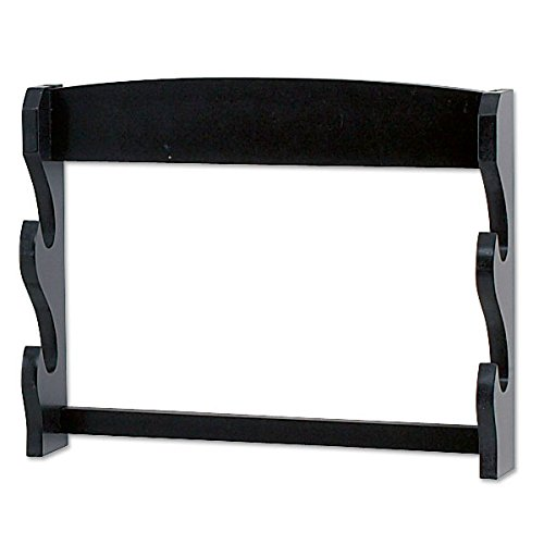 Sword Wall Rack (Two Tier Sword Display Wall Rack)