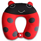 Nido Nest Kids Travel Neck Pillow - Great for Long Flights, Road Trips