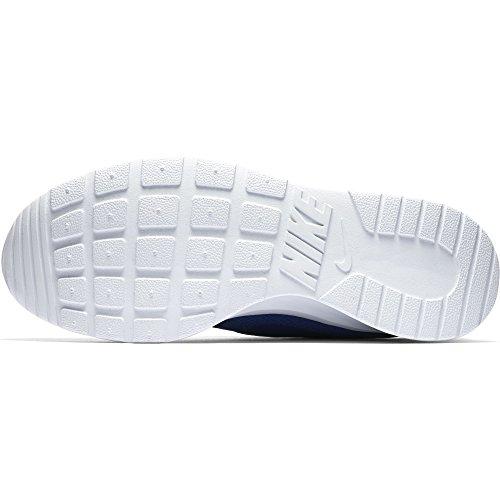 Nike Pantaloni corti da 4pollici Rival Stretch Woven Shorts, Rosso (Gym Blue/Gym Blue-solar Red), 46