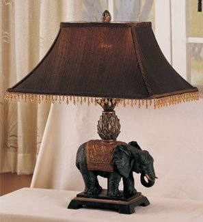 Superior Set Of 2 New Beautiful 24u0026quot;H Elephant Table Lamp Pds F50231