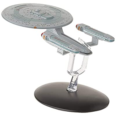 Star Trek The Official Starships Collection #10: USS Enterprise NCC-1701C Ship Replica: Toys & Games