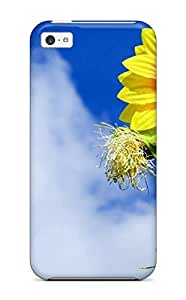 New Arrival Flower In The Sky HpPsGnF7379NLKka Case Cover/ 5c Iphone Case