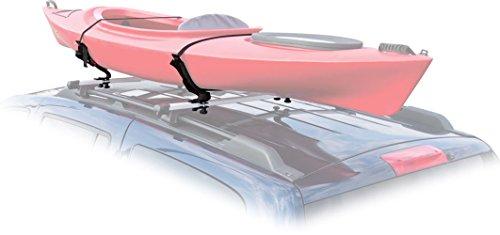 Kayak Holder Truck SUV Cross Bar V Rack Top Carrier Holder for Canoe or Kayak Fits on Vehicle by Canoe