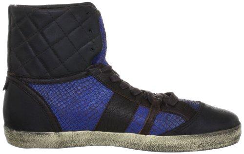 Liebeskind Berlin LK2027 Damen Sneaker Mehrfarbig (brown/blue)