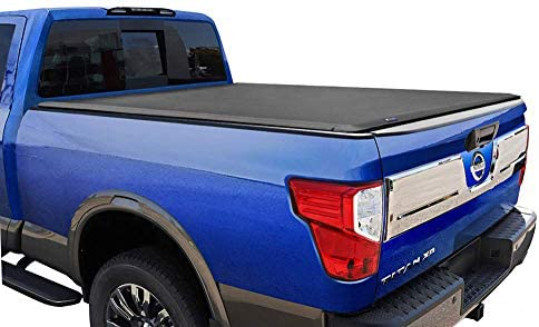 Tyger Auto T3 Tri Fold Truck Tonneau Cover 2004 2015 Black Tg Bc1n9032 Buy Online At Best Price In Uae Amazon Ae
