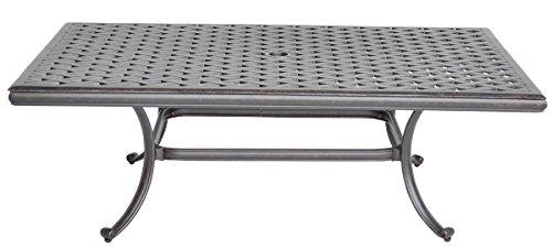 Bronze Outdoor Coffee Table (K&B PATIO LD1031F-3656