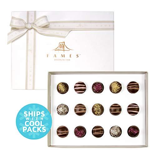Luxury Chocolate Assortment Gift Box, Kosher (Artisan Chocolate)