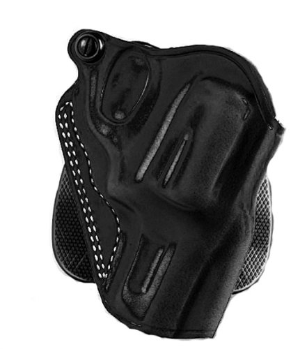 Galco Pistol Holsters (Galco Speed Paddle Holster for Glock 26, 27, 33 (Black, Right-hand))