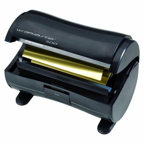Wrapmaster - 500 - Distributeur d'Aluminium pour Les Cheveux - Noir Fripac-Medis F-1190
