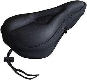 غطاء مقعد دراجة جل وسادة لينة لركوب الدراجات