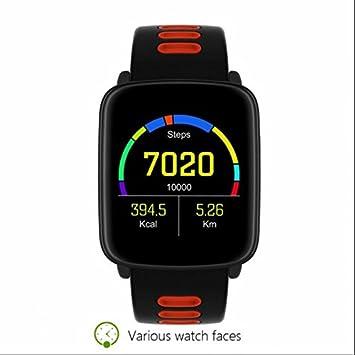 De alta definición deporte Smartwatch, vista de alta definición ...