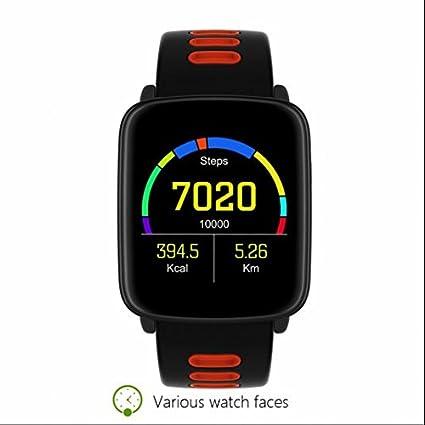 De alta definición deporte Smartwatch, vista de alta definición, llamada SMS Notification, reloj