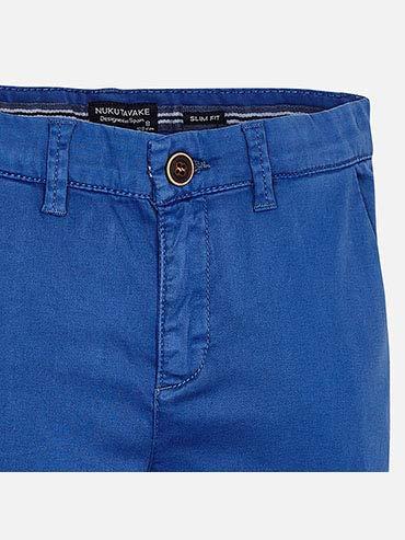 Aqua Twill Basic Trousers for Boys 0530 Mayoral