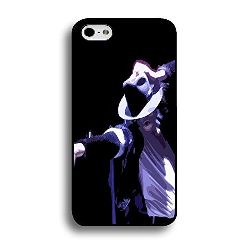 Classical Gesture Michael Jackson Phone hülle Handyhülle Cover for Iphone 6 Plus/6s Plus 5.5 Zoll MJ Skin,Telefonkasten SchutzHülle