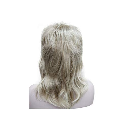 Long Shaggy Layered Dark Auburn Classic Cap Full Synthetic Wig Women's Wigs,15BT613,16inches]()