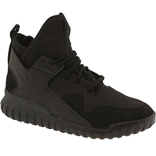 Zapatillas de baloncesto / cblack / ftwwht Adidas Originals tubulares X Cblack 8 con nosotros Negro/Negro