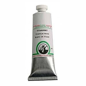 Old Holland Oil 40Ml Titanium White