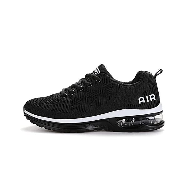 Axcone Homme Femme Air Baskets Chaussures Outdoor Running Gym Fitness Sport Sneakers Style Running Multicolore…
