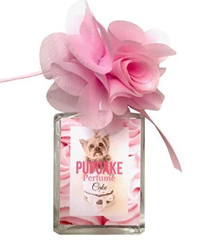 Dog Squad Pupcake Perfume Cake