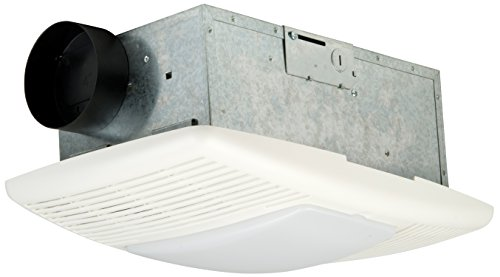 Craftmade TFV70HL 70 CFM Bath Heater/Vent/Light, White