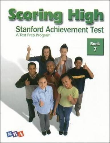 Achievement Test (Scoring High: Stanford Achievement Test, Book 7)