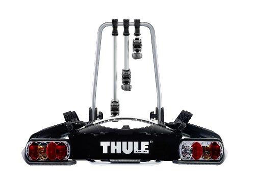 Thule 922020 EuroWay G2 922 (Version 2014) Anhängerkupplungs-Fahrradträger