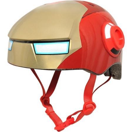 Marvel Avengers Iron Man Bike Helmet