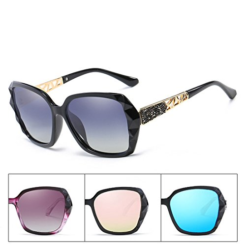 Women's high-end sunglasses explosion models polarizer UV protection sunglasses