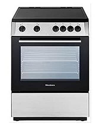 blomberg beru24200ss electric range with ceramic top non convection oven 24 inch. Black Bedroom Furniture Sets. Home Design Ideas