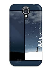 Evelyn C. Wingfield's Shop 1201820K12943867 New Arrival Galaxy S4 Case Loneliness Night White Moon Clouds Rogue Kids Jackets Dresses Shoes Vacations Season Coats Fall Flow Nature Winter Case Cover