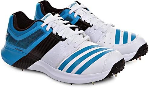 Adidas AdiPower Vector Spike Cricket Shoes for Men 7 UK