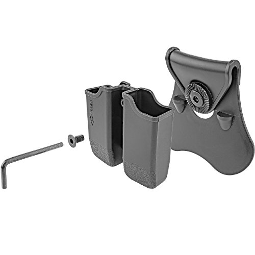 Best Double magazine paddle holster (August 2019) ☆ TOP VALUE