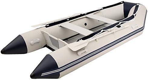 Ancheer hinchable barco, hinchable flotador Balsa - -- 4 ...
