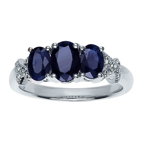 2-1-3-ct-natural-kanchanaburi-sapphire-trio-ring-with-diamonds-in-sterling-silver-size-7