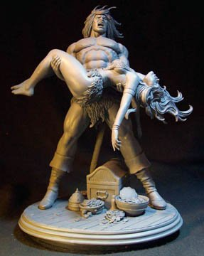 Conan (Pirate Horror Character Kit)